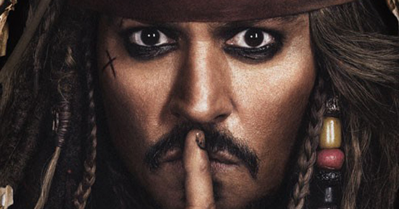 New Posters for 'Pirates of the Caribbean: Dead Men Tell ...