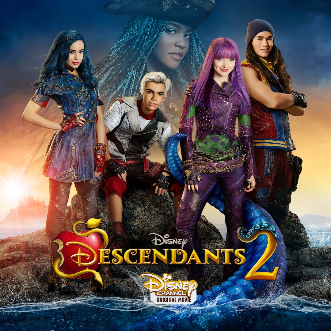 Disneys Descendants 2 Debuts On 5 Networks This Summer