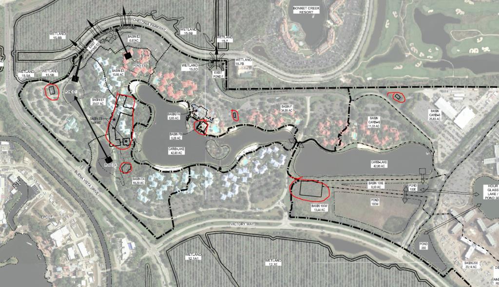 Disney's Caribbean Beach Resort Expansion