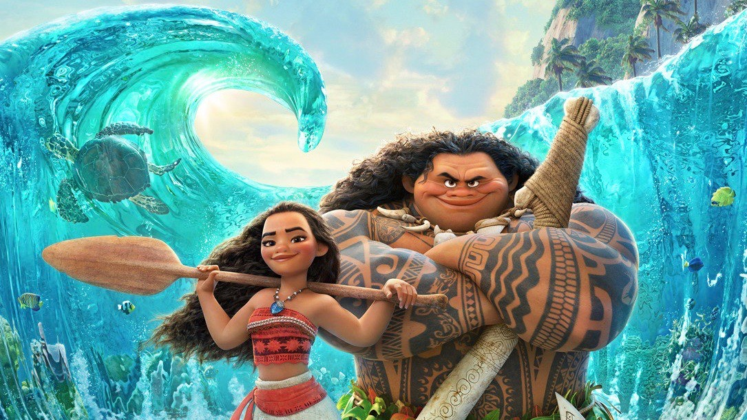 Moana Blu-ray release date is March 7 2017