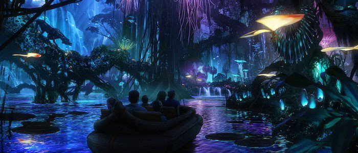Avatar - The World of Pandora in Disney's Animal Kingdom | Walt Disney World | Opens May 27 2017