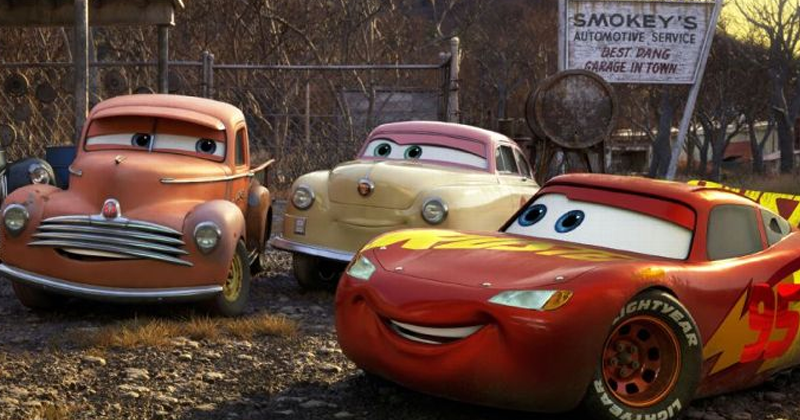 Cars 3 New Cast