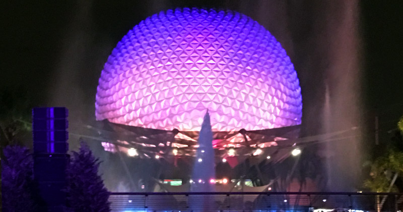 New Epcot Map Released After Universe of Energy Closure | The ...
