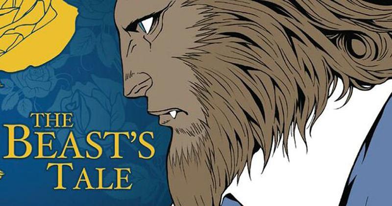 Beauty and the Beast | The Beast's Tale | Tokyopop | Disney Comics and Manga