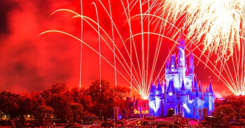 Wishes Fireworks | Walt Disney World