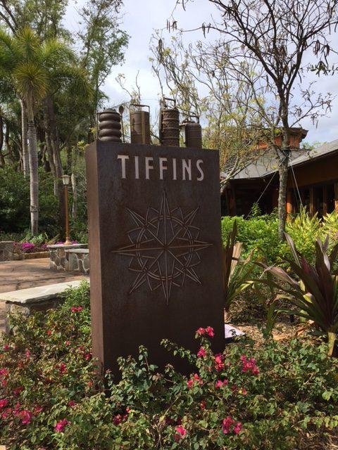 Tiffins in Disney's Animal Kingdom