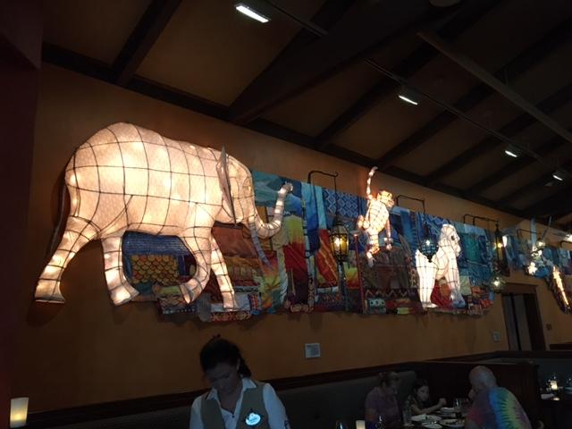 Tiffins Restaurant in Disney's Animal Kingdom