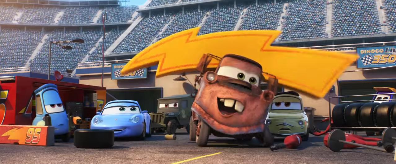 Cars 3 11 The Kingdom Insider