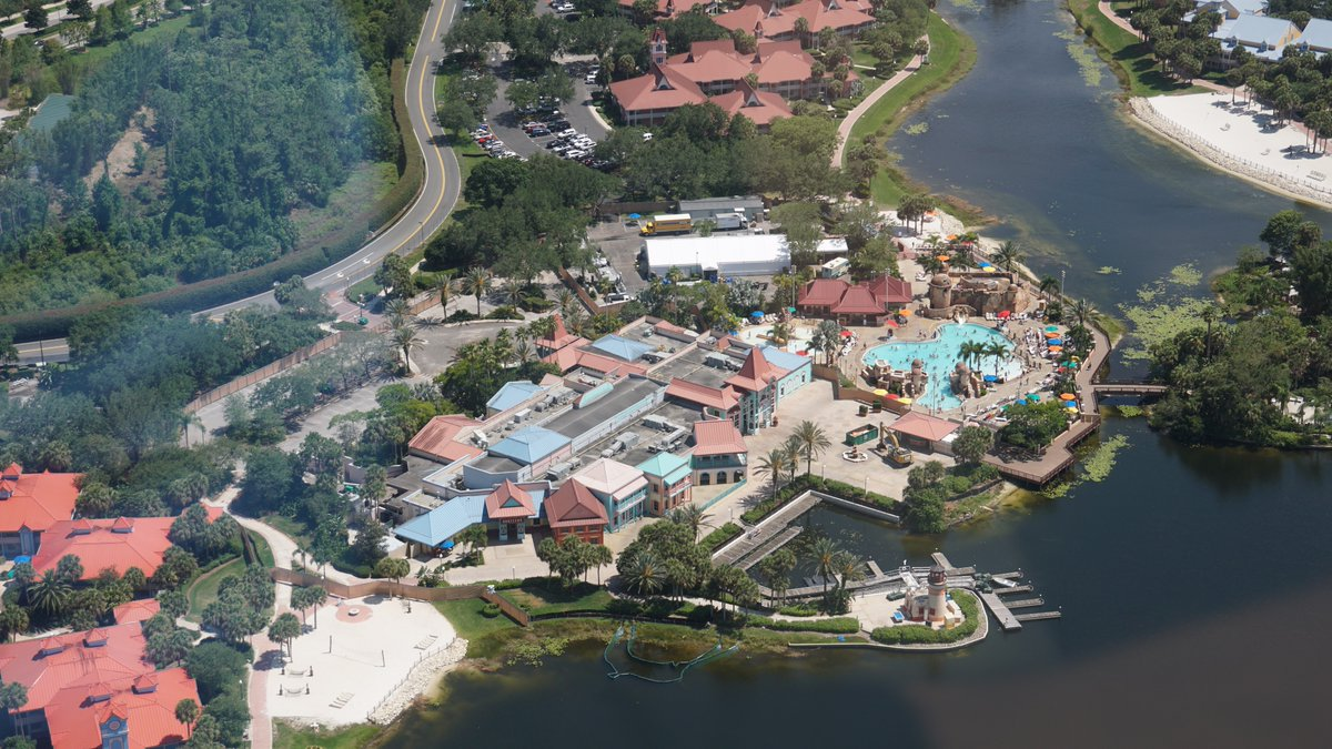 Walt Disney World Caribbean Beach Resort