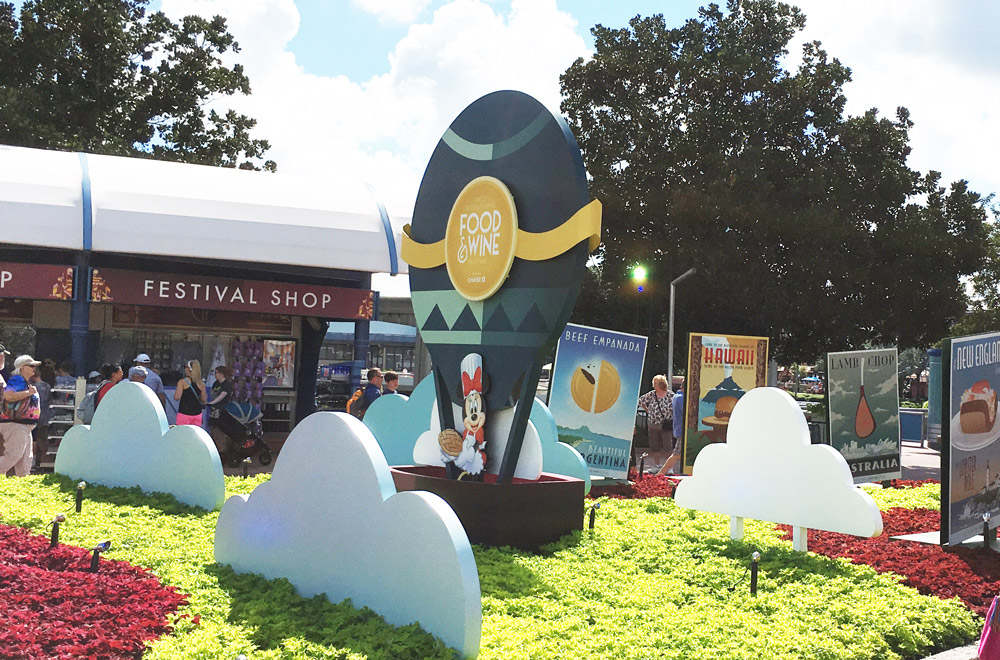 Food And Wine Festival Tickets Disney