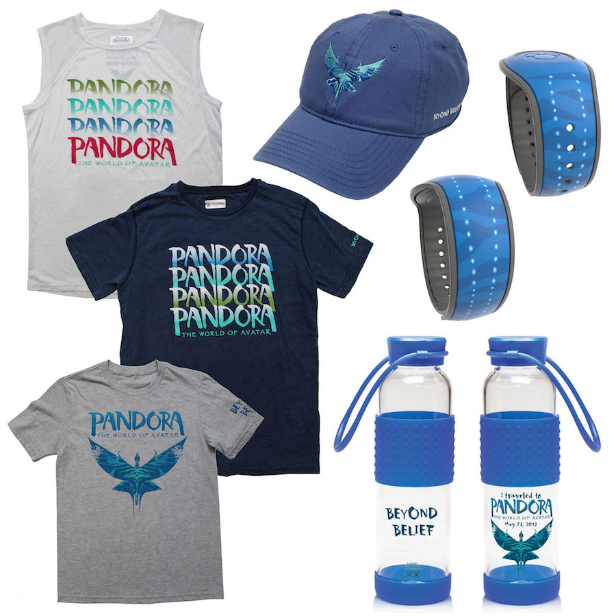 pandora-world-of-avatar-commemorative-merchandise-opening-may 27, 2017