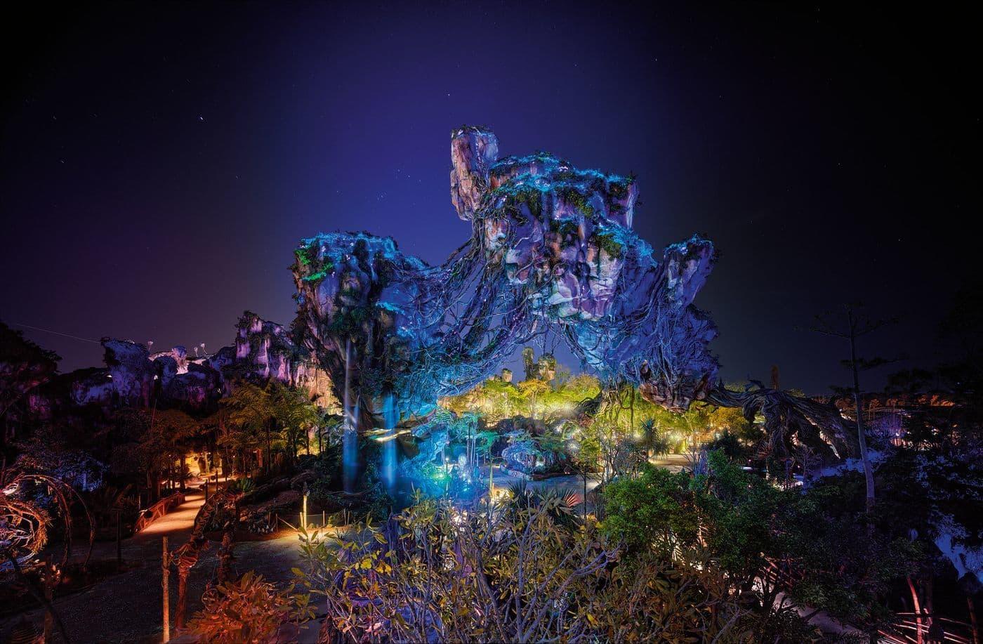 RUMOR - 'Pandora' Expansion Already Planned for Walt Disney World ...