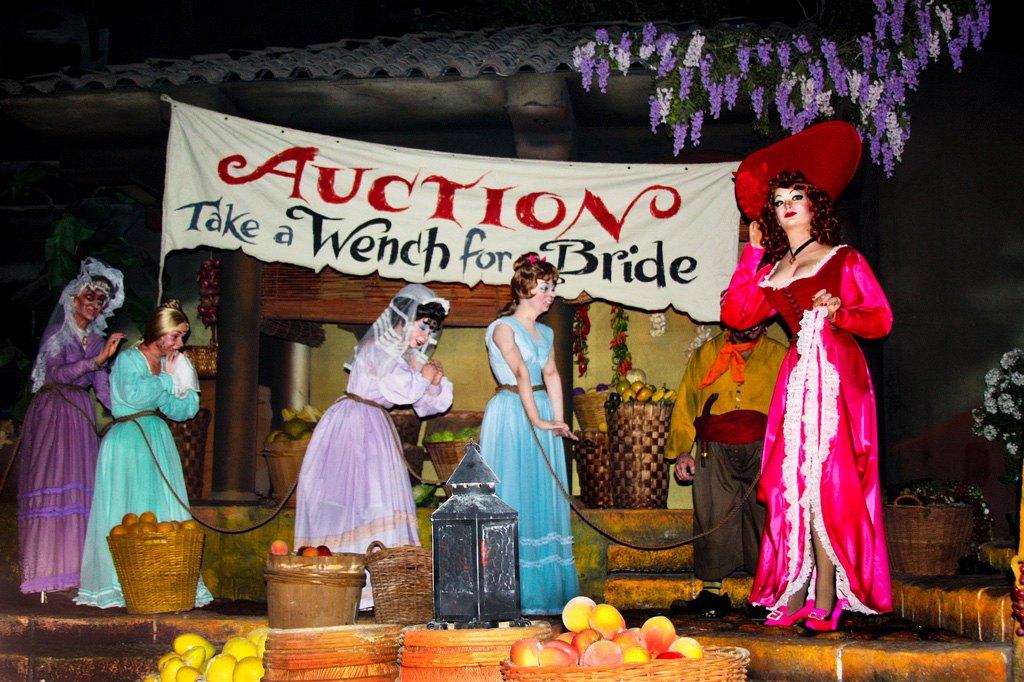 Disney-fans vrede over forandringer, der kommer til pirater fra den caribiske auktionsscene-8338