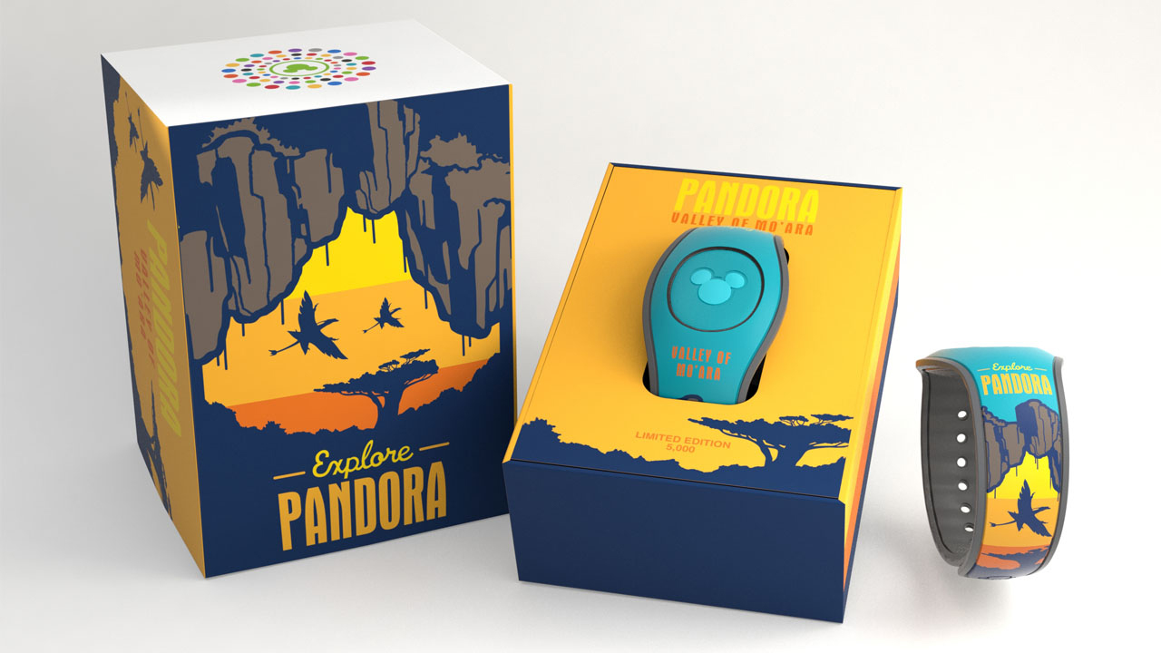 disney-pandora-world-of-avatar-teal-limited-edition-magicband-magic-band-valley-of-mo'ara
