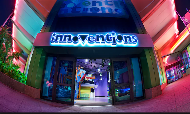 35 To Epcot 35 Day 14 Innoventions The Kingdom Insider