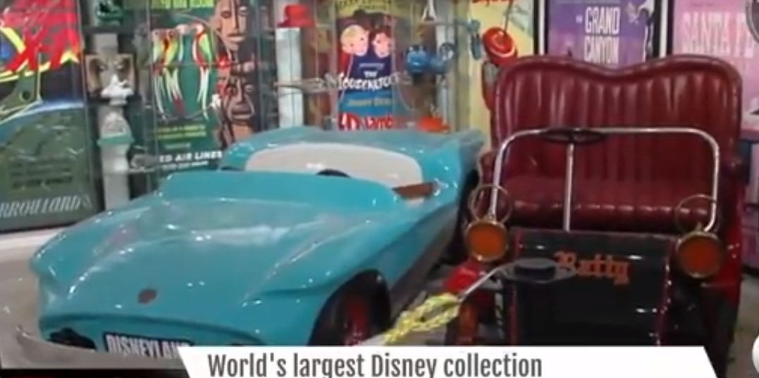 Disney Collector Joe Magee Toy Scout Will Be Featured On 500th