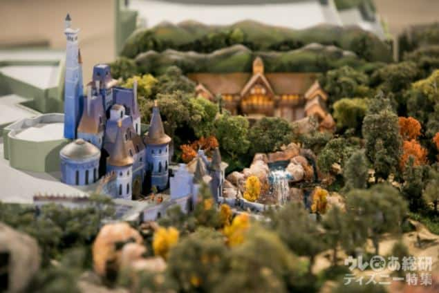 tdl-fantasyland-expansion-model-theatre