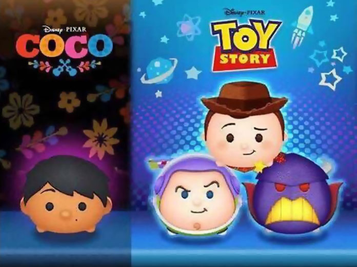 June 2018 Tsum Tsum Event Calendar