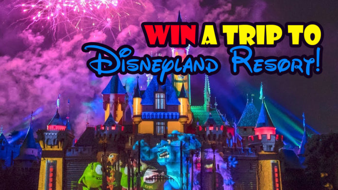 CONTEST - Let TKI Send You on a Disneyland Vacation