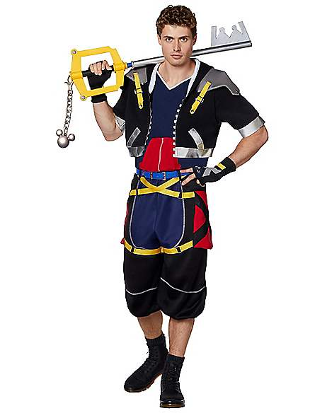 Disguise Mens Sora Wig Adult