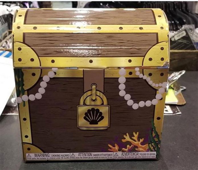 "5dd52e1696 Funko Disney Treasures Hot Topic Exclusive Boxes Begin 7 12 with ""Under the  Sea"""