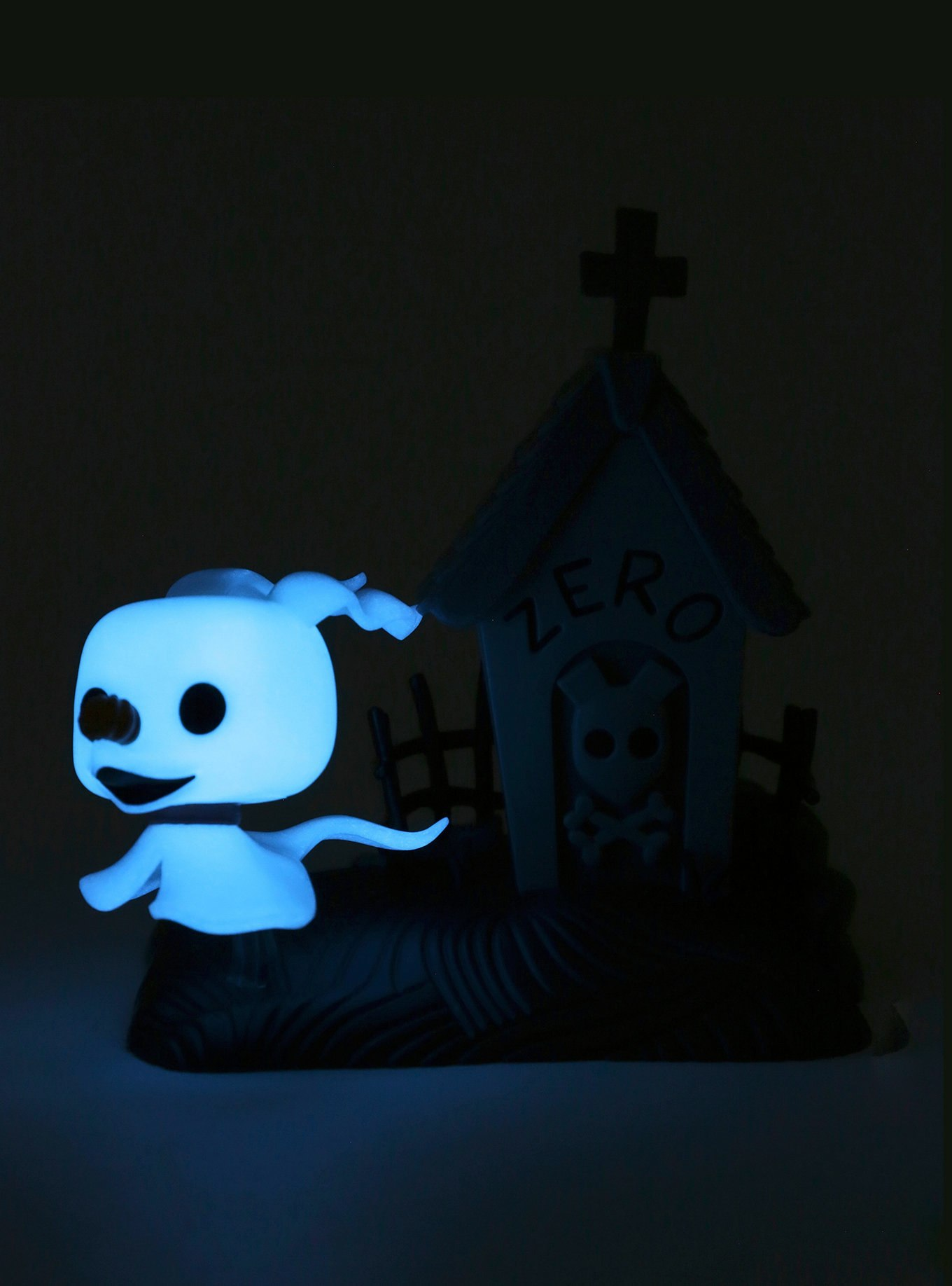 nightmare-before-christmas-zero-pop-vinyl-movie-moments-glows-in-the ...
