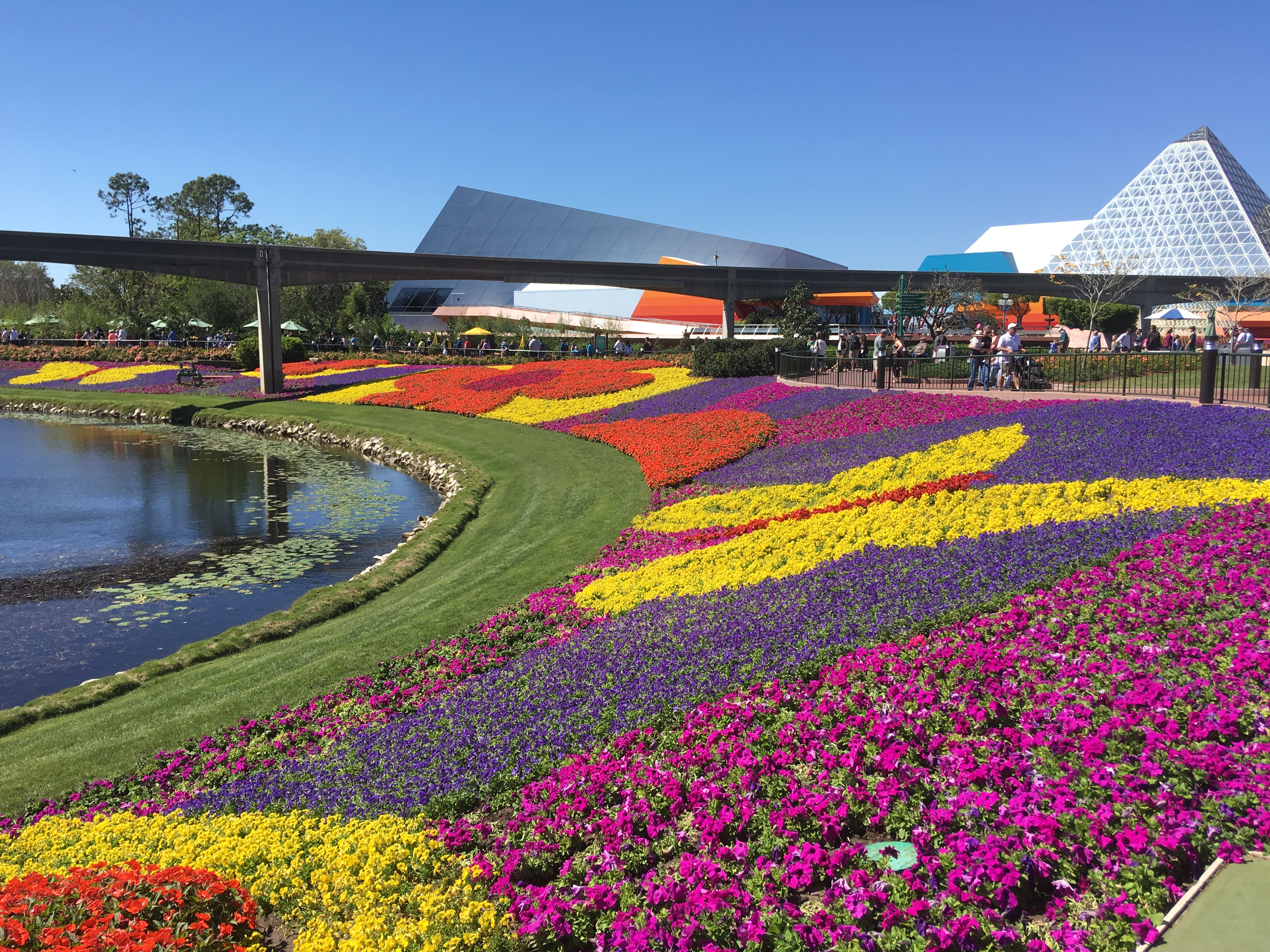 a look at new offerings and old favorites coming to epcot's flower