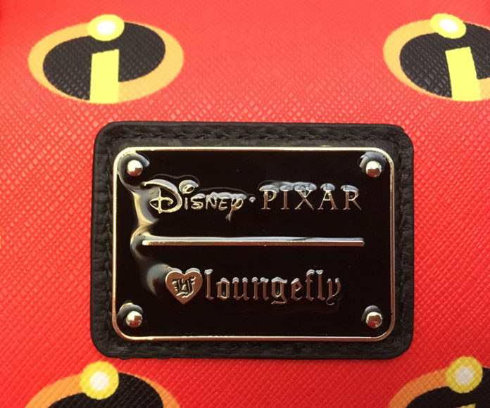 57e09a21625 Review  Fun.com Exclusive  Incredibles  Loungefly Crossbody Satchel ...