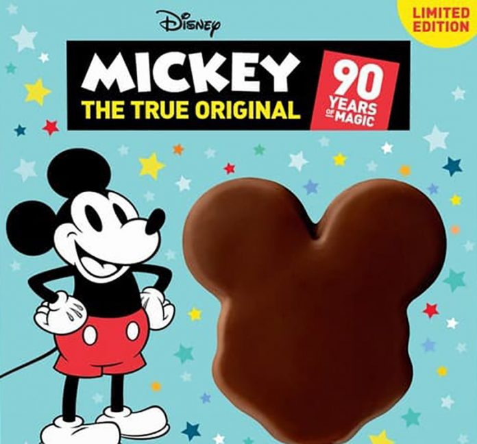 Mickey Ice Cream Bars Will Be Available at Grocery Stores for a Limited  Time | The Kingdom Insider