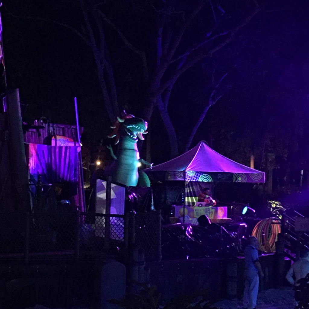 H20 Glow Nights Media Event at Disneys Typhoon Lagoon
