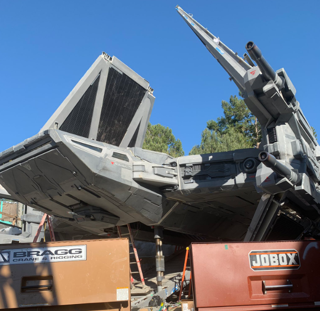 Disney Previews 'Star Wars' Theme Park Expansion With New Photos And Details