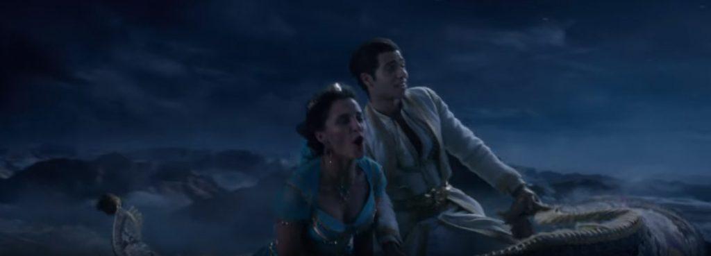 Disney Releases Full Length Aladdin Movie Trailer | The