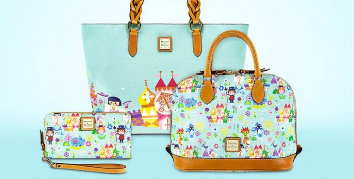 0339ec1dd9c New  It s A Small World  Disney Dooney and Bourke Bags Released ...
