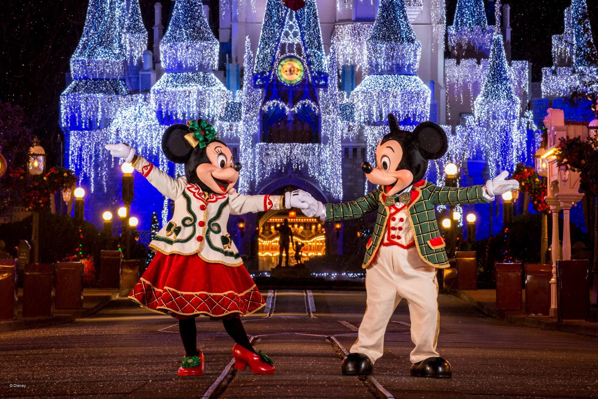 Mickey Christmas Party.Mickey S Very Merry Christmas Party Tickets On Sale Now