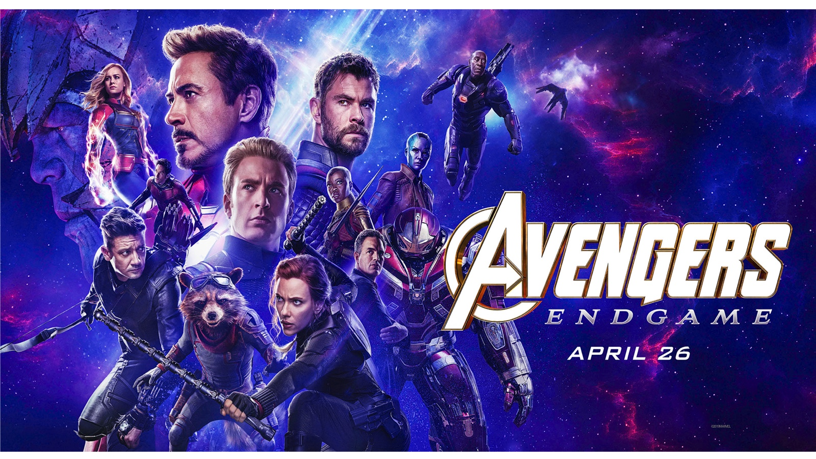 opening night fan event avengers endgame at an amc - HD 1600×900