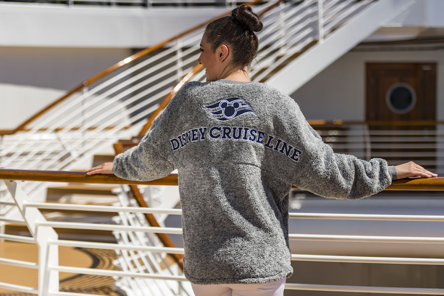 Disney Cruise Line Sweatshirt