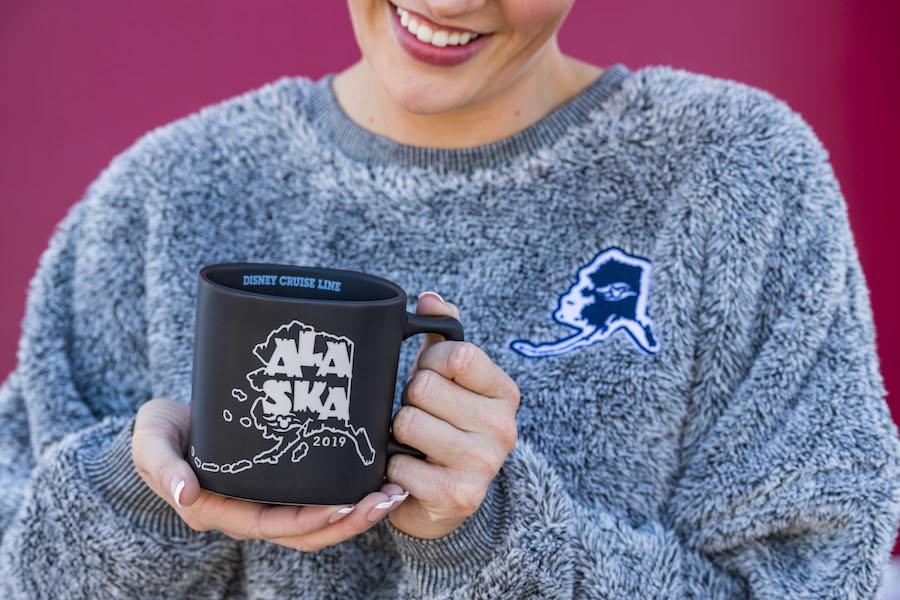 Disney Cruise Line Alaska Mug