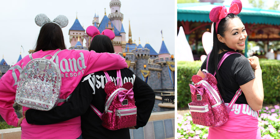 Imagination Pink Merchandise at Disney Parks