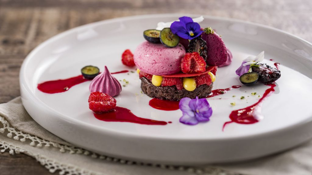 Fruits of the Forest from Topolino's Terrace – Flavors of the Riviera at Disney's Riviera Resort