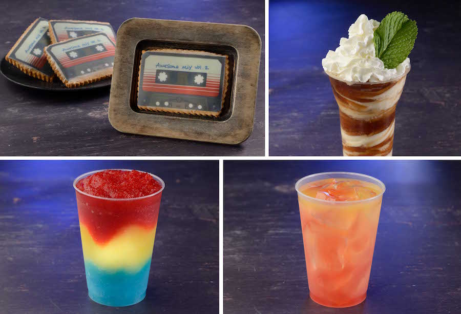 "Awesome Eats for ""Guardians of the Galaxy – Awesome Mix Live!"" Returning to Epcot this Summer - Food and beverage options from Fife & Drum at Epcot"
