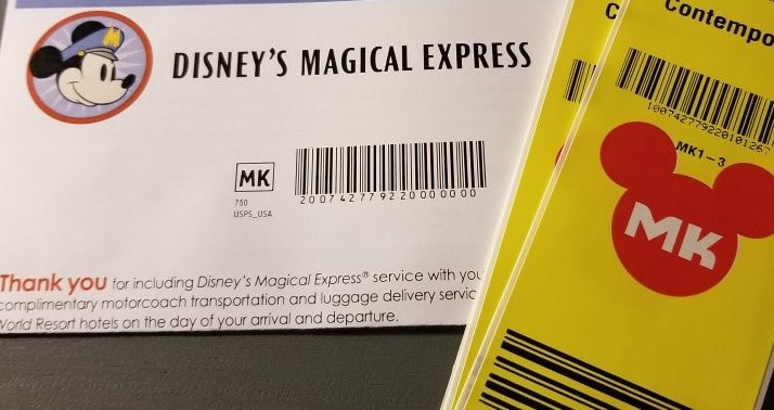 A Complete Guide To Disney's Magical Express | The Kingdom Insider