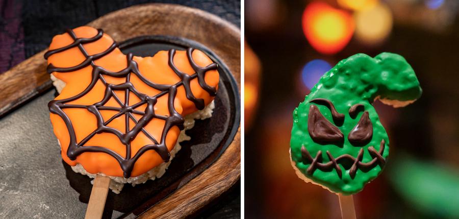 Halloween Time 2019 Crispy Treats at Disneyland Resort