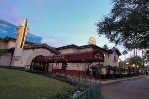 Fans of Dining in Disney World love the Hollywood Brown Derby in Hollywood Studios