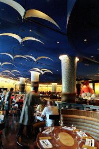 Jiko is a vibrant place for those Dining in Disney World