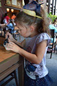 Kids and adults love Dole Whip!