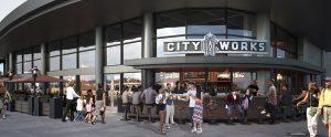 New Restaurants in Disney World - Rendering of City Works, Disney Springs.