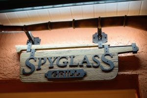 Spyglass Grill Quick Service at Caribbean Beach Resort