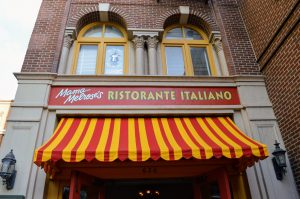 Mama Melrose Ristorante in Disney's Hollywood Studios is a great place to eat before a runDisney race!