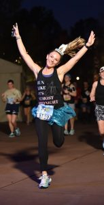Eating well and hydrating will make your run Disney race feel better!