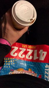 Runners can keep coffee and food in their room for the morning of a Run Disney race.